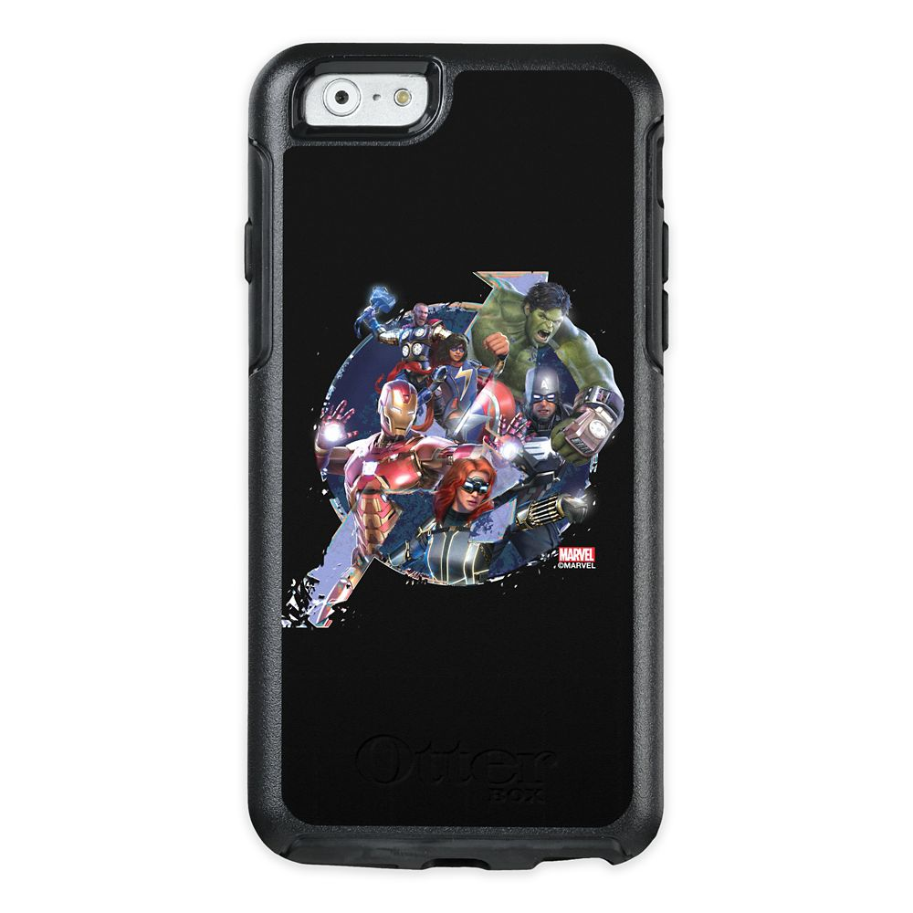 Heroes In Shattered Avengers Logo OtterBox iPhone 6/6s Case – Customized