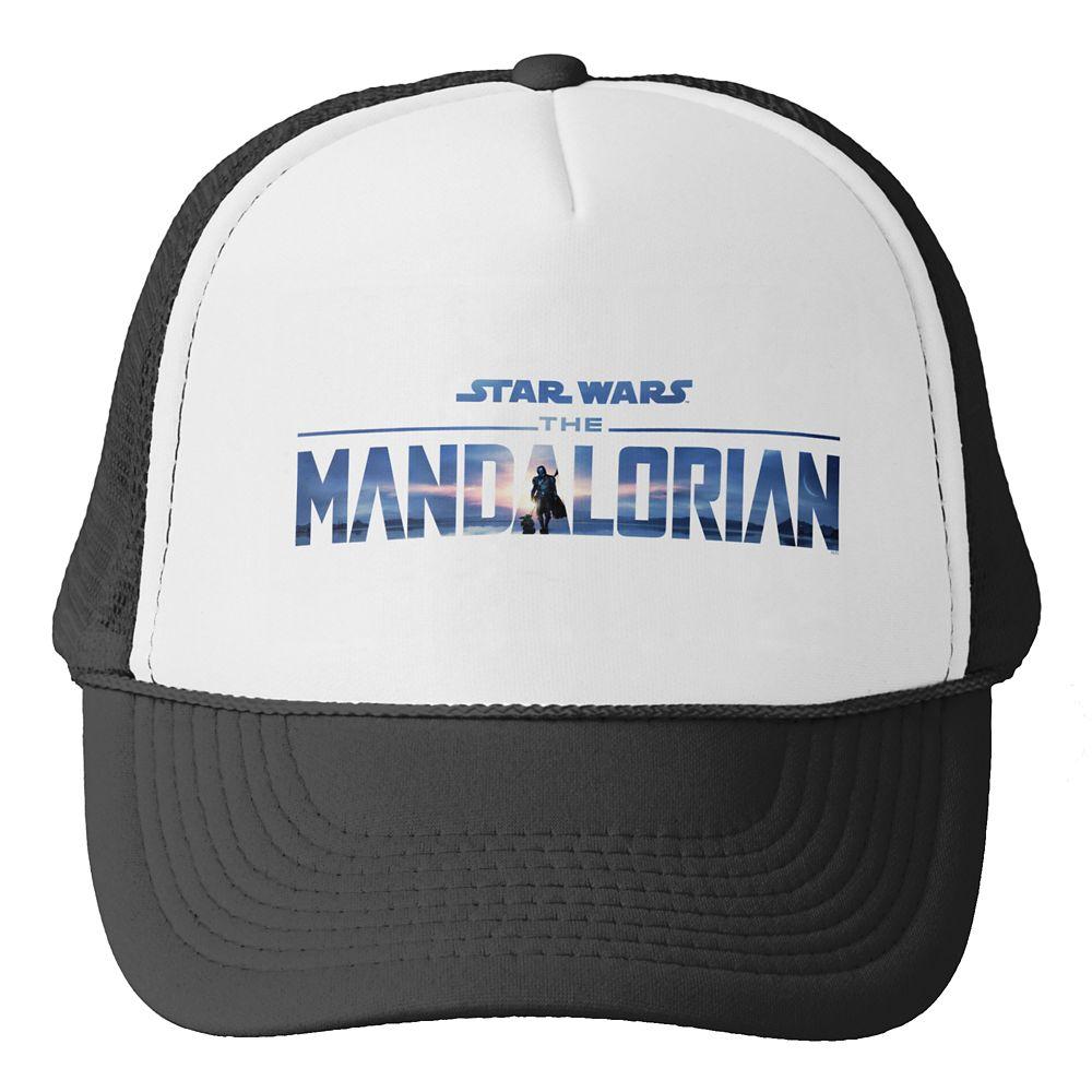 Star Wars: The Mandalorian Season 2 Logo Trucker Hat