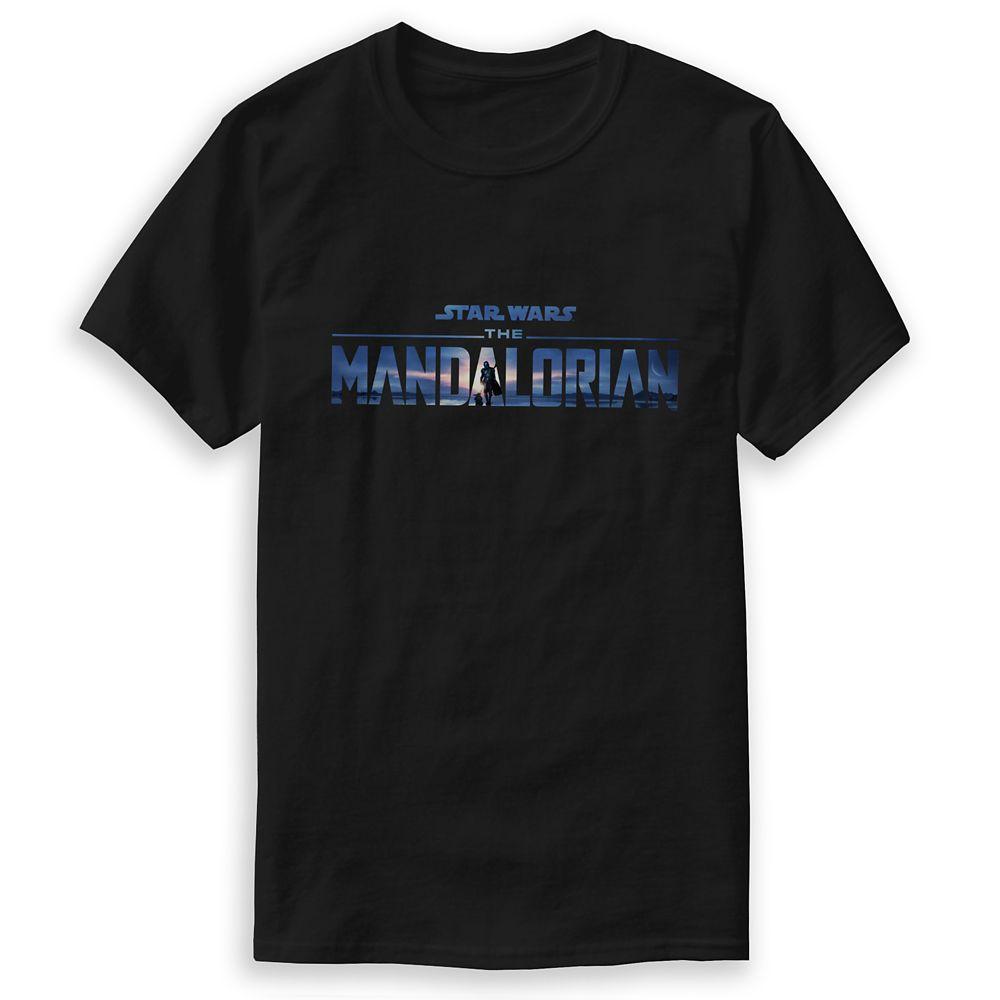 Star Wars: The Mandalorian Season 2 Logo T-Shirt