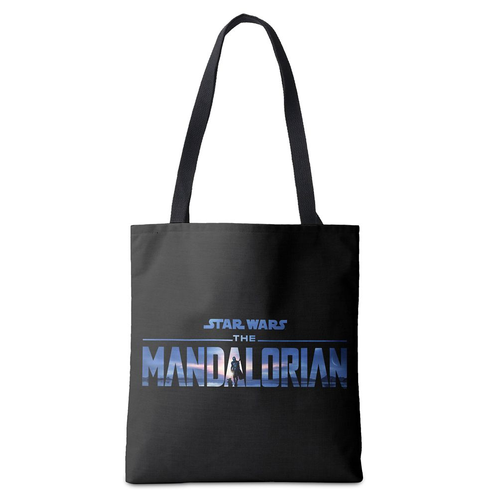 Star Wars: The Mandalorian Season 2 Logo Tote Bag