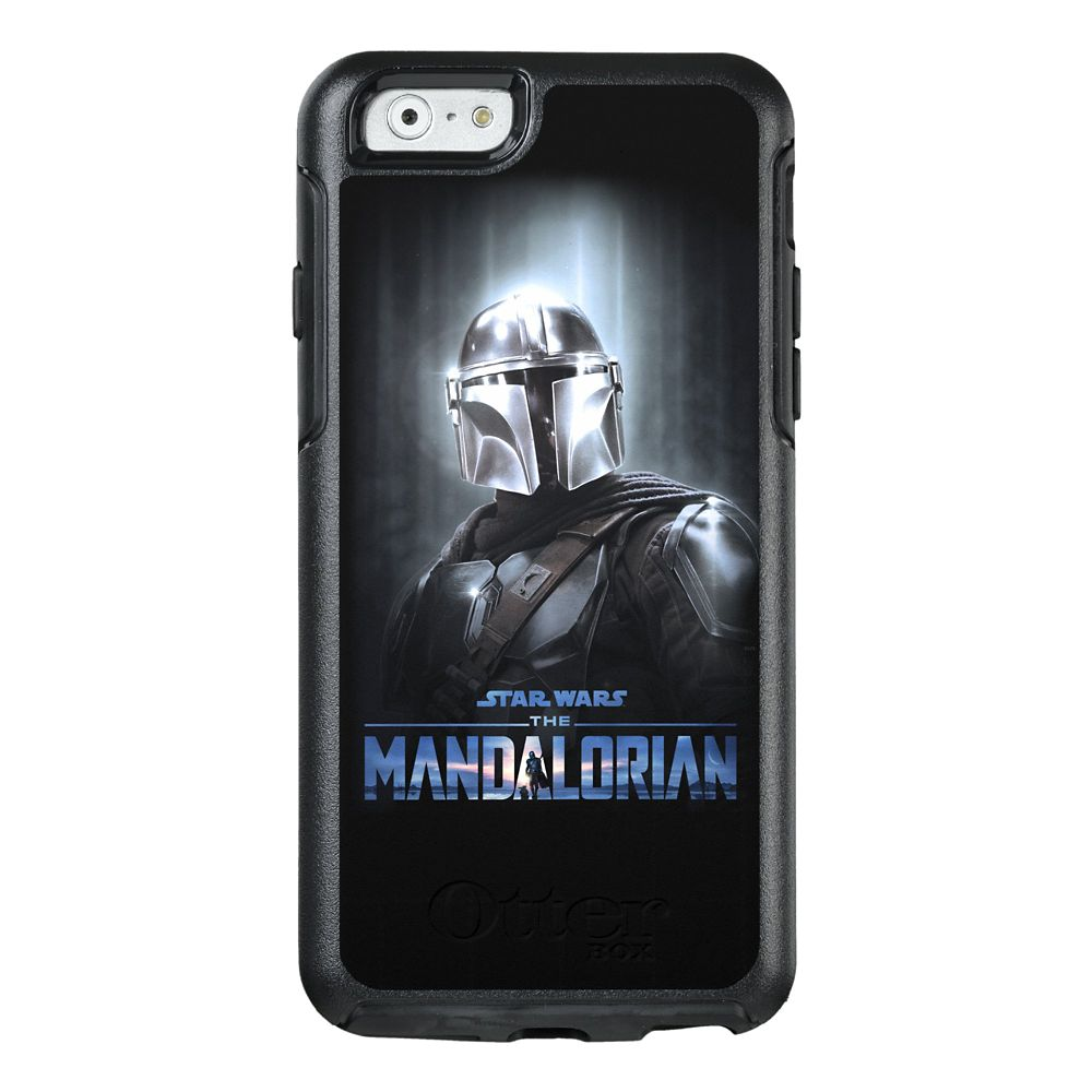 Star Wars: The Mandalorian Season 2 Gleaming Armor iPhone Case by OtterBox