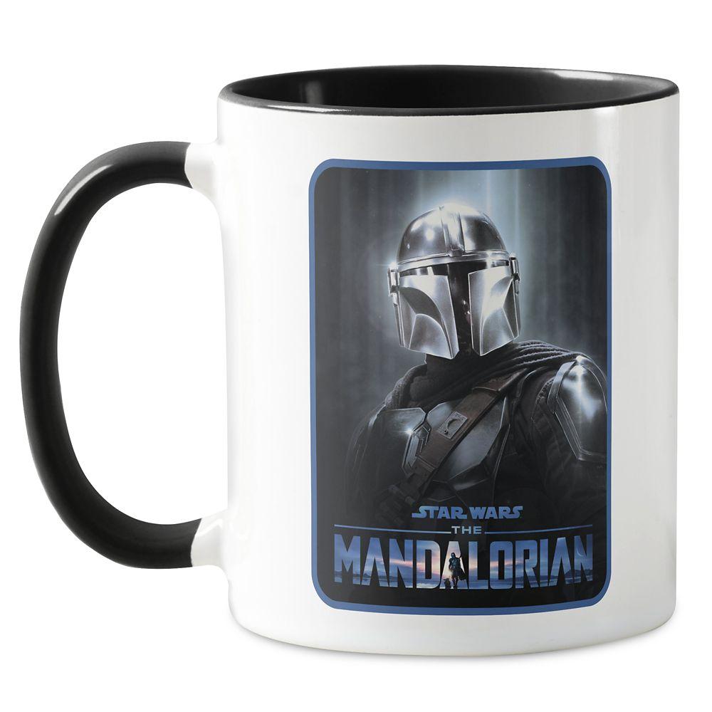 Star Wars: The Mandalorian Season 2 Gleaming Armor Mug