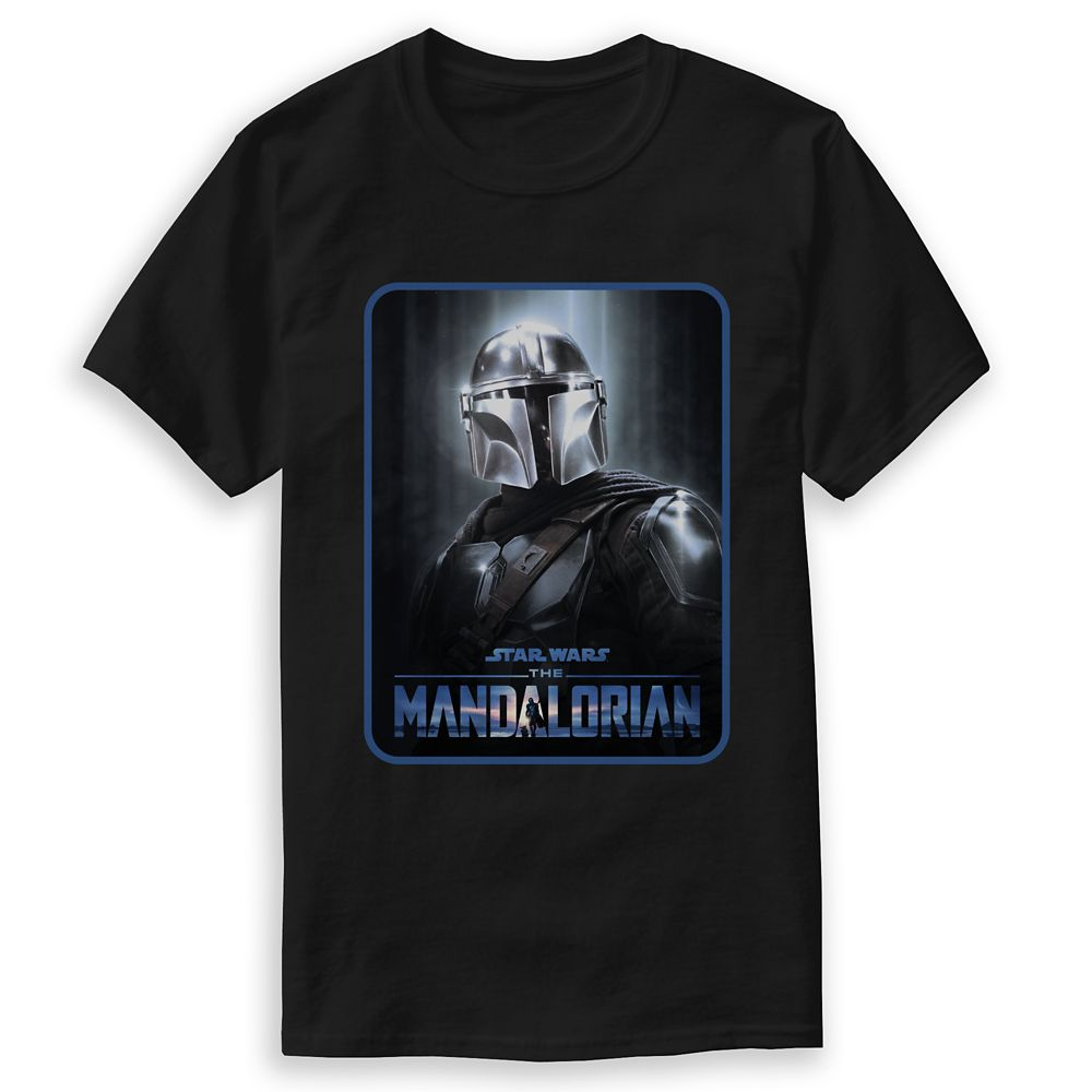 Star Wars: The Mandalorian Season 2 Gleaming Armor T-Shirt