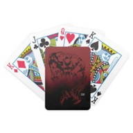 Crawling Venom Gradient Graphic Bicycle Playing Cards – Customized