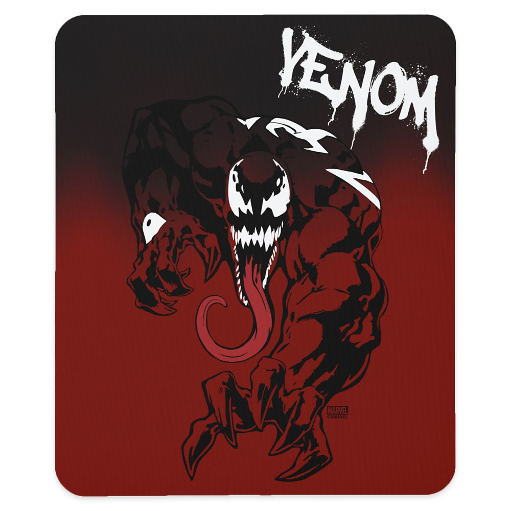 Venom Crawling Under Name Mouse Pad – Customized
