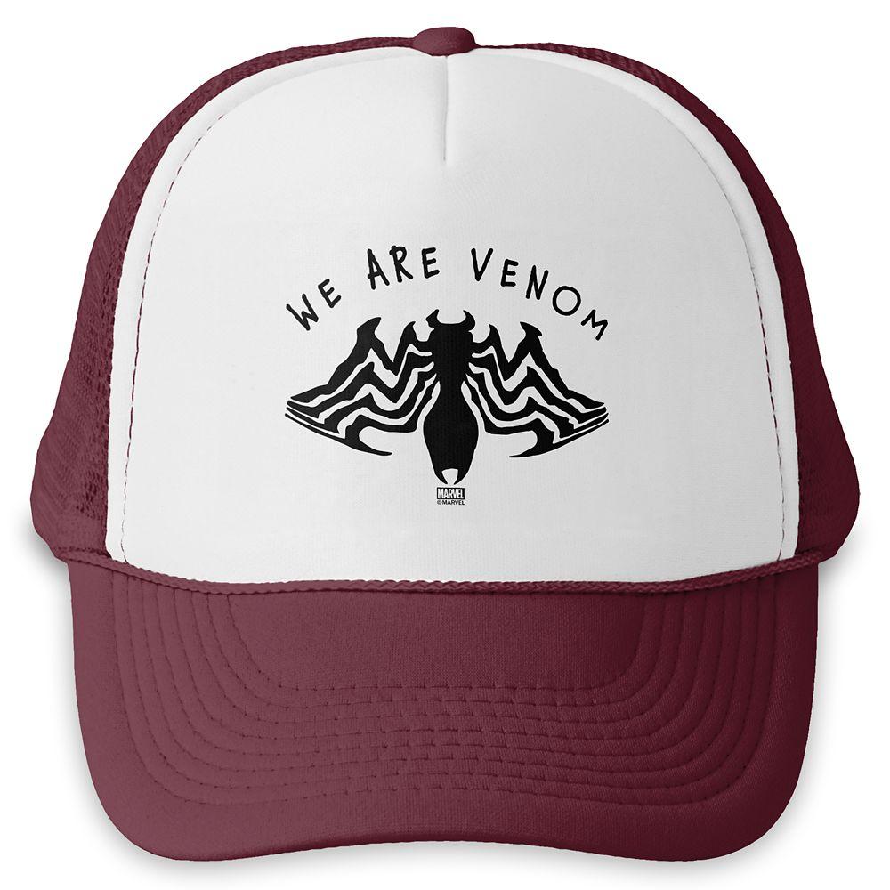 Venom Spider Trucker Hat – Customized