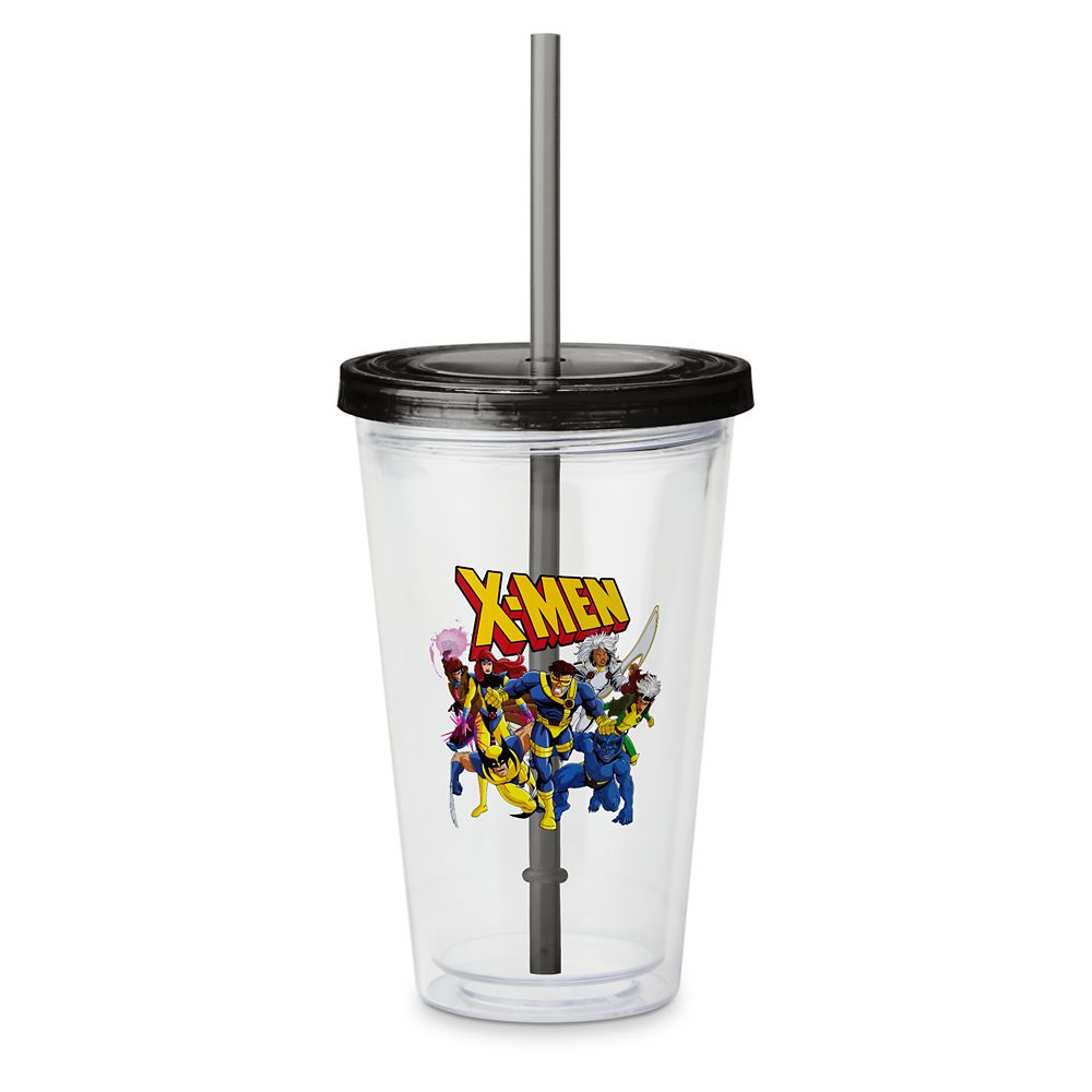 X-Men Group and Logo Acrylic Tumbler – Customized