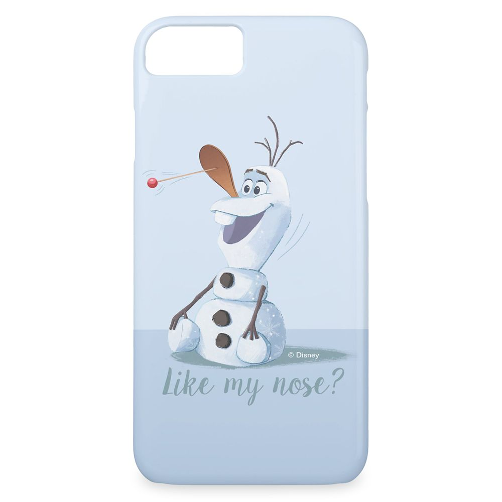 Olaf With Paddle Ball Nose Case-Mate iPhone Case – Frozen – Customized