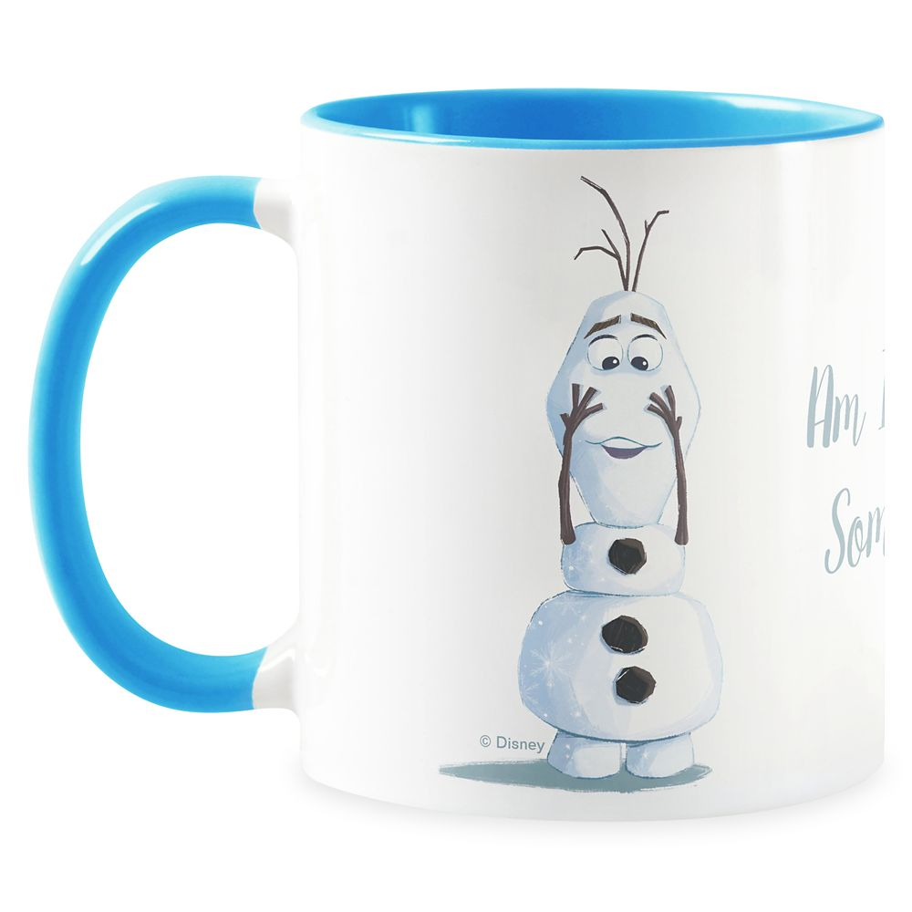 Olaf Without a Nose Mug – Frozen – Customized