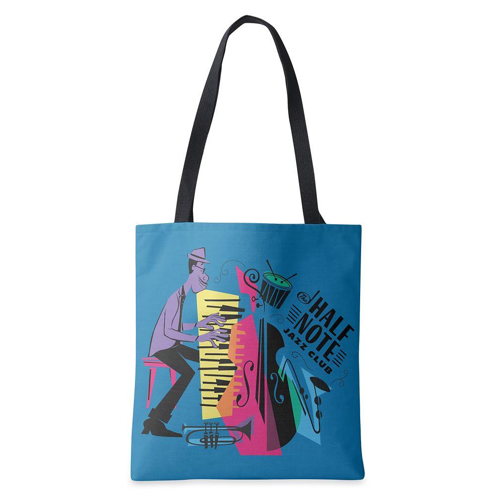 Joe Gardner - The Half Note Jazz Club Graphic Tote Bag – Soul – Customized