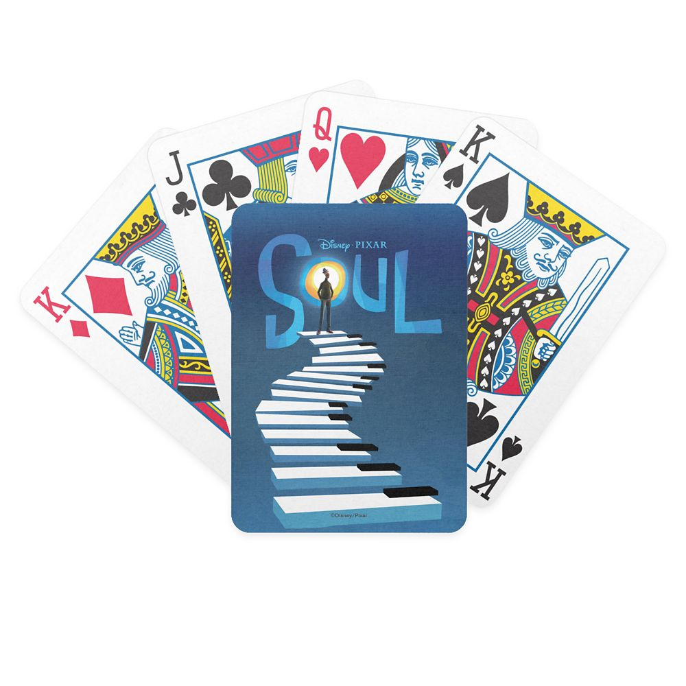 Soul Theatrical Art Bicycle Playing Cards – Customized