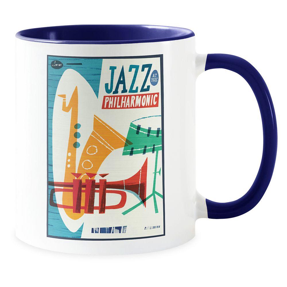 Jazz at the Philharmonic Editorial Art Mug – Soul – Customized