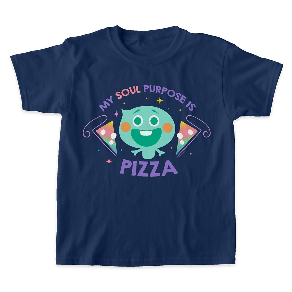 22 ''My Soul Purpose Is Pizza'' T-Shirt – Soul – Customized