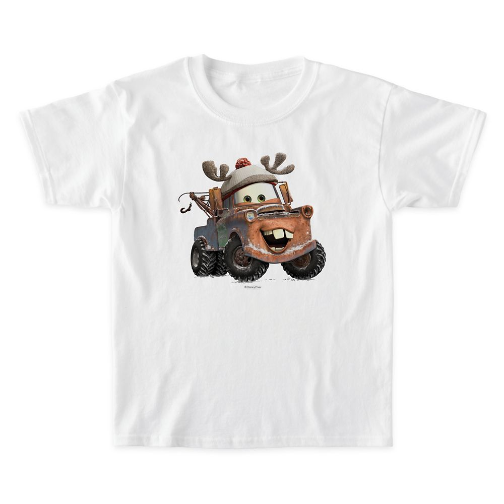 Mater Reindeer T-Shirt for Kids – Customized