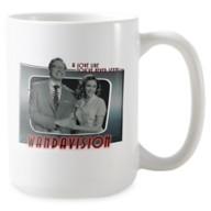WandaVision Vintage TV Set Coffee Mug – Customized