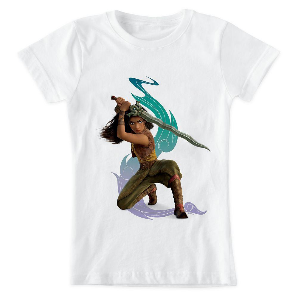 Raya ''Protector of the Light'' T-Shirt for Kids – Disney Raya and the Last Dragon – Customized