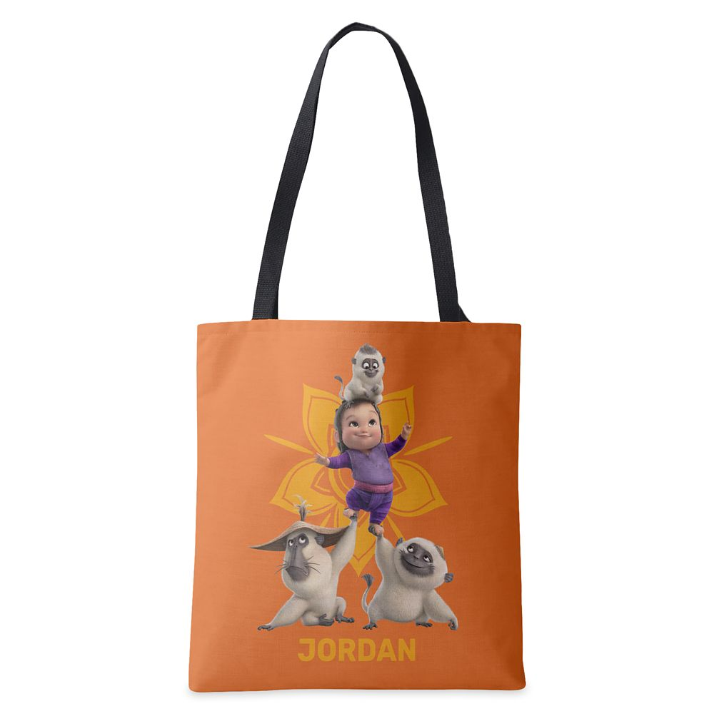 Little Noi and the Ongis Tote Bag – Disney Raya and the Last Dragon – Customized