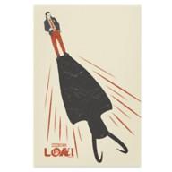 Loki with Alter Shadow Canvas Print – Customized