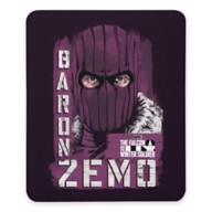 Baron Zemo Illustrated Graphic Mouse Pad – The Falcon and the Winter Soldier – Customized