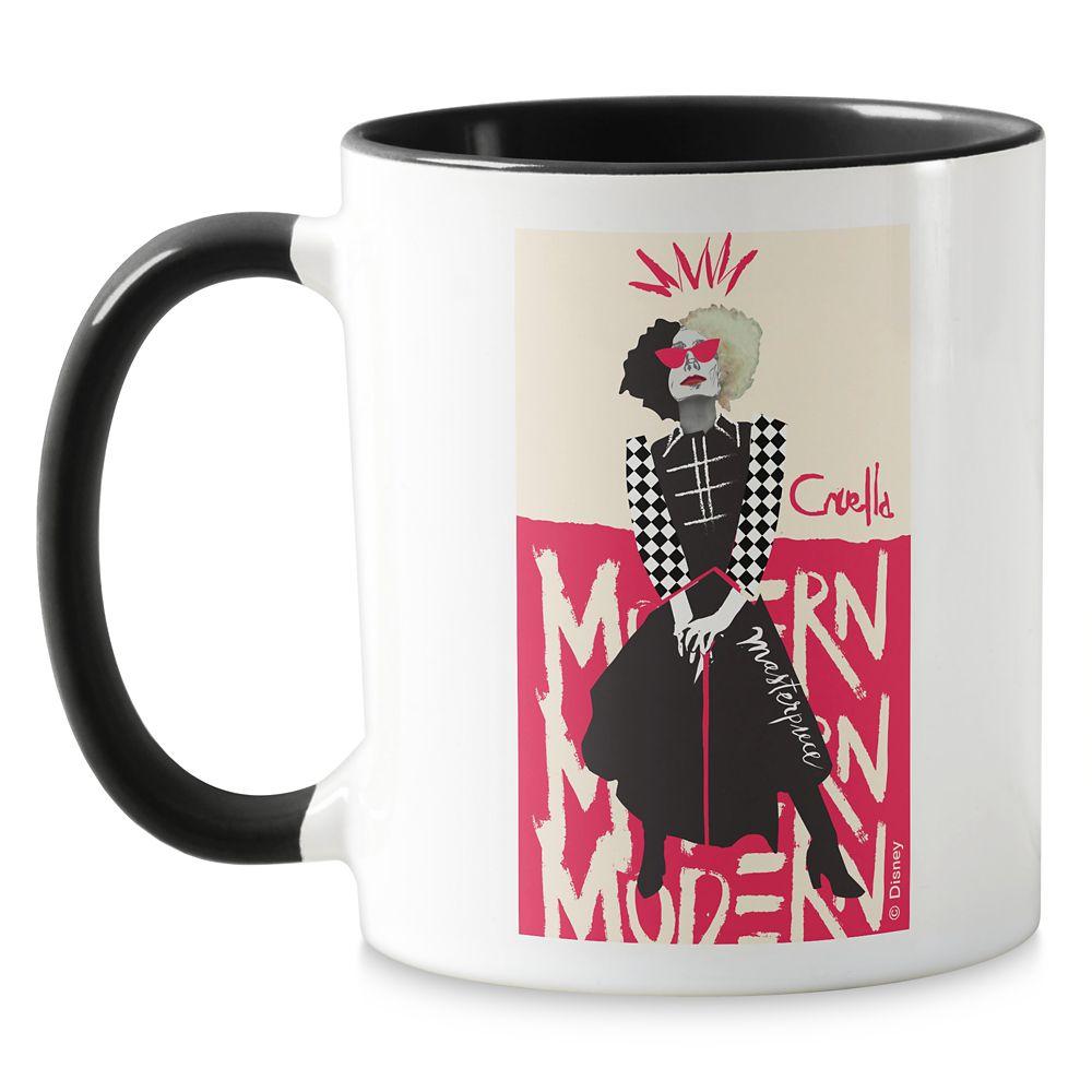 Cruella Modern Masterpiece Mug – Customized