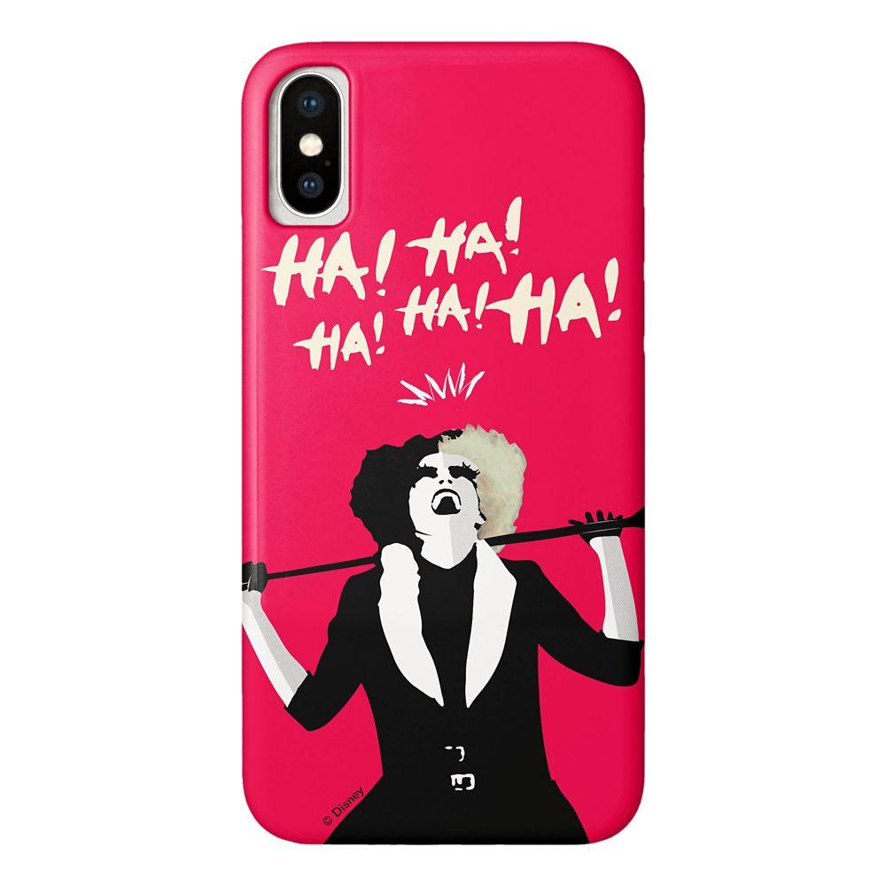 Cruella Signature Laugh Case-Mate iPhone Case – Customized
