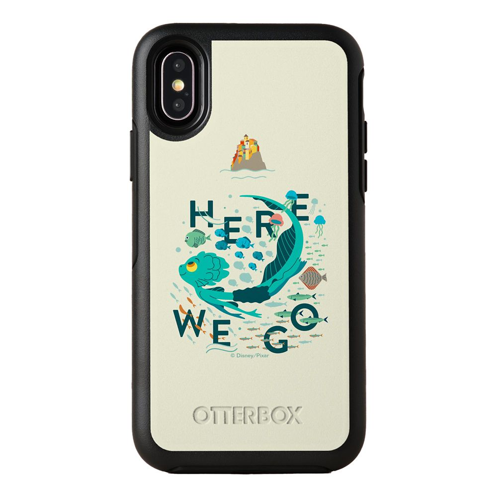 Luca ''Here We Go'' OtterBox iPhone Case – Customized