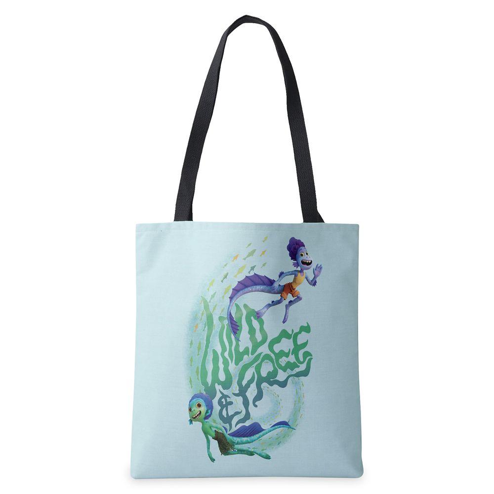 Luca ''Wild&Free'' Tote Bag – Customized