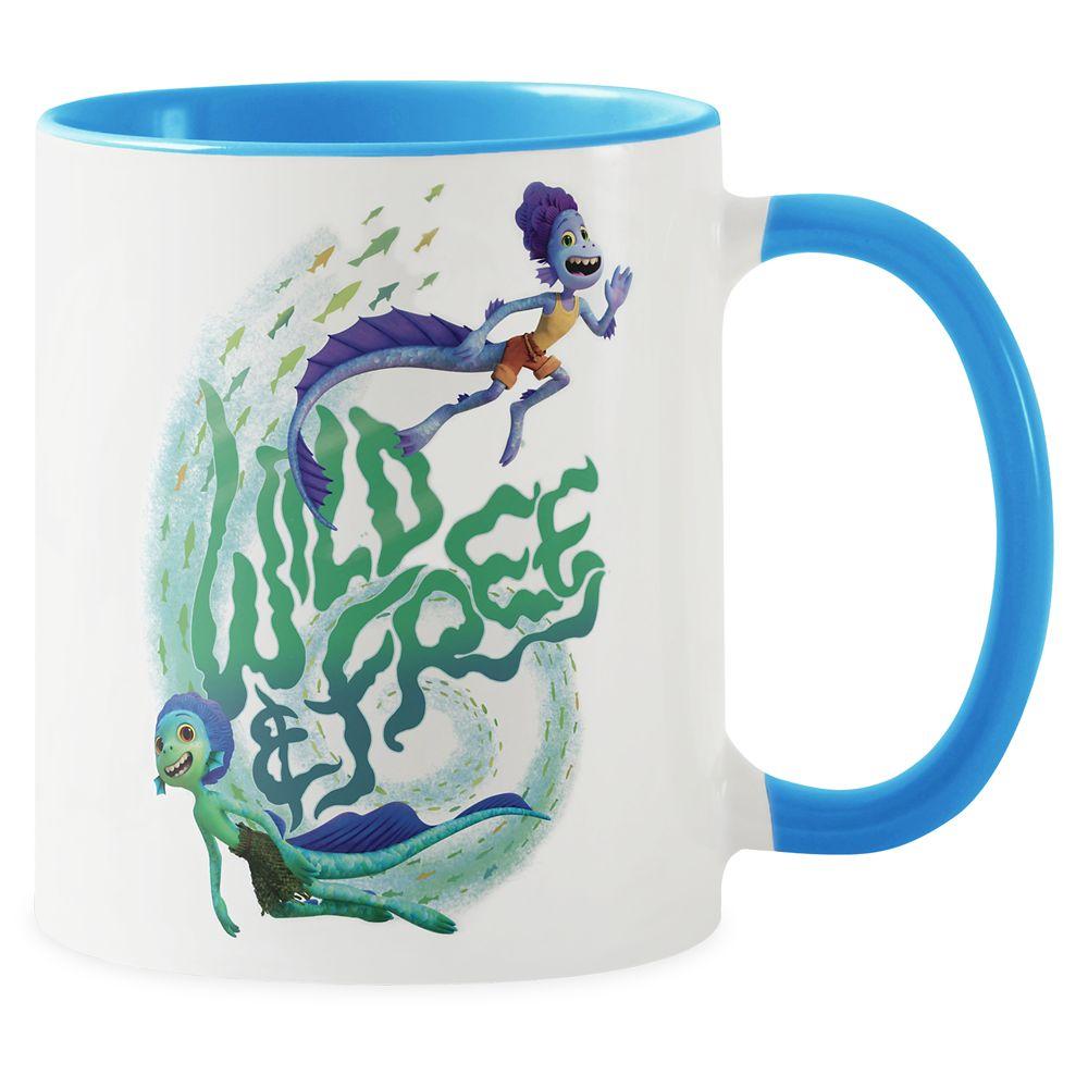 Luca ''Wild&Free'' Mug – Customized