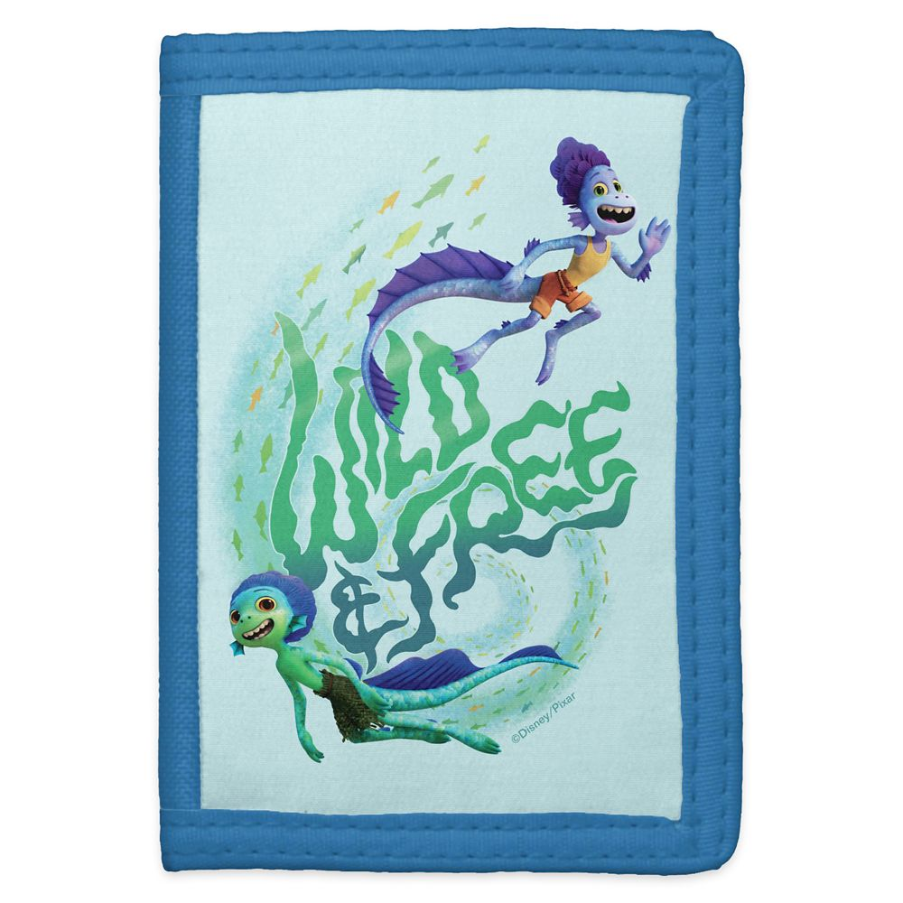 Luca ''Wild&Free'' Trifold Wallet – Customized