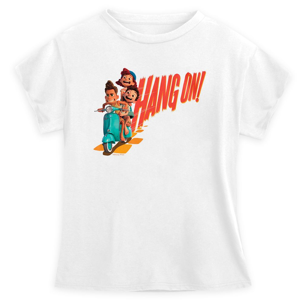 Luca: ''Hang On!'' T-Shirt for Kids – Customized