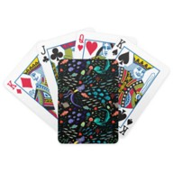 Luca: Alberto & Luca Swimming with Fish Bicycle Playing Cards – Customized