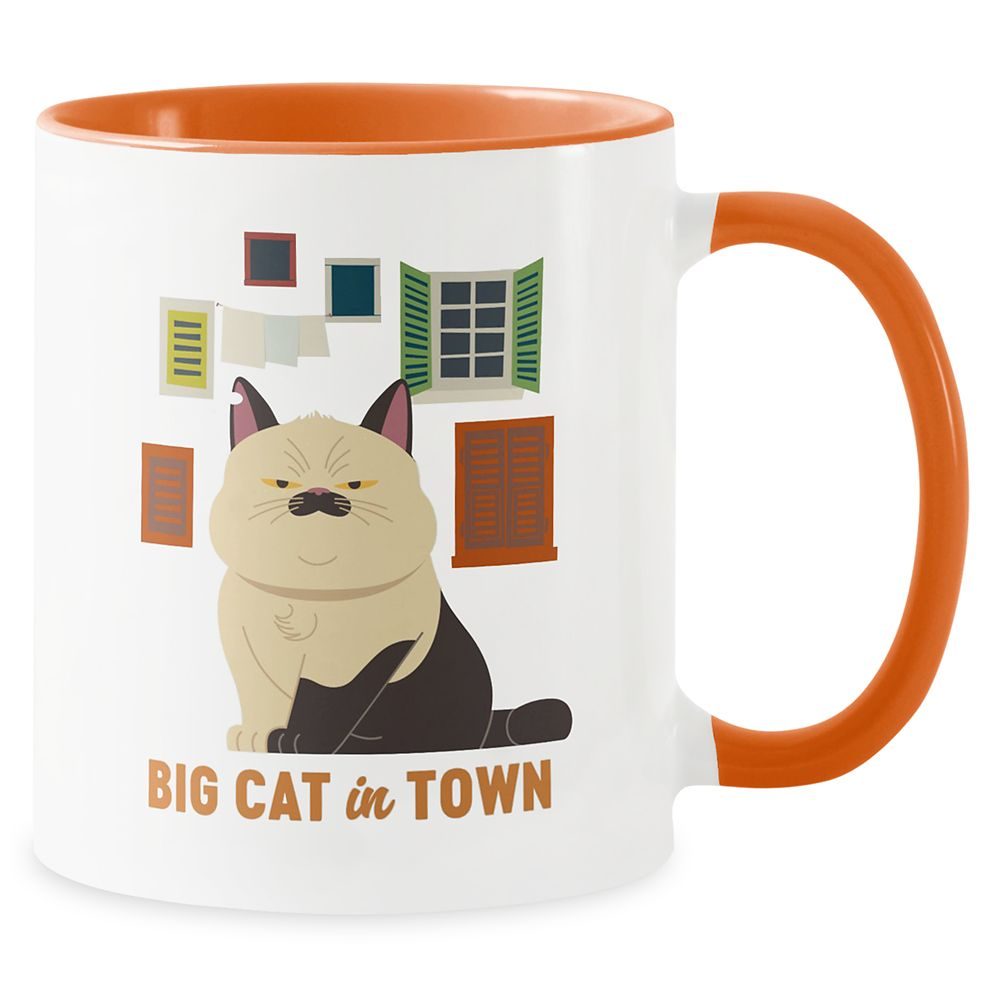 Luca: ''Big Cat in Town'' Mug – Customized