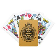 Time Variance Authority Seal Bicycle Playing Card – Loki – Customized