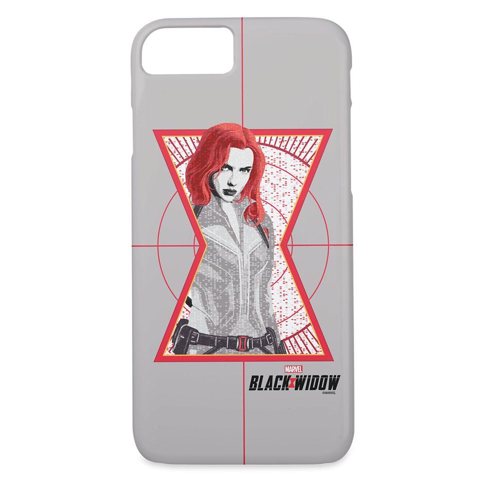Black Widow Target Logo Case-Mate iPhone Case – Customized