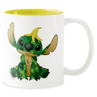 Stitch Crashes Disney Two-Tone Coffee Mug – Jungle Book – Customized