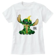 Stitch Crashes Disney T-Shirt for Adults – Jungle Book – Customized