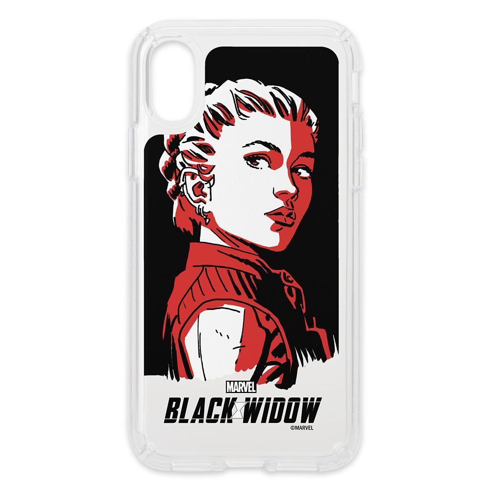 Yelena iPhone XS Case – Black Widow – Customized