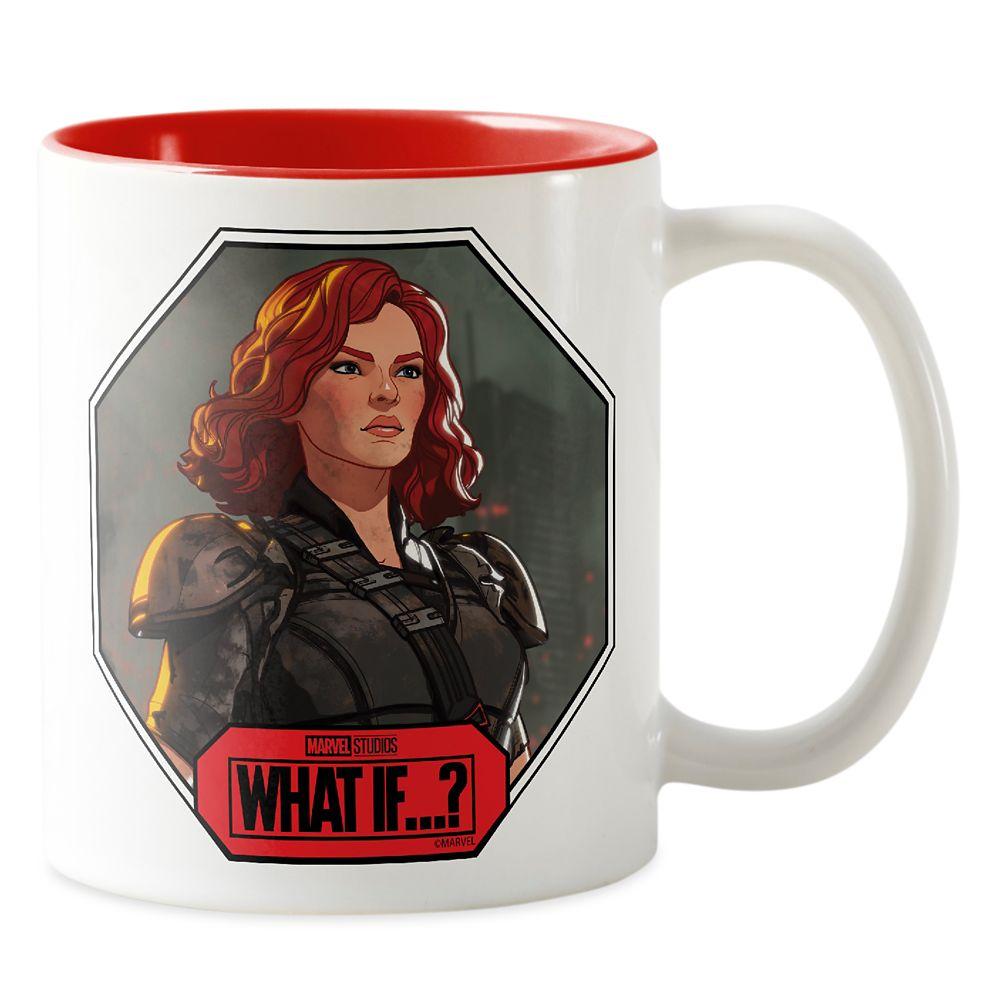 Post Apocalyptic Black Widow Mug – Marvel What If . . . ? – Customized