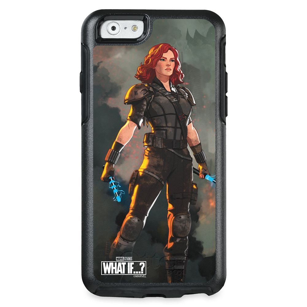 Post Apocalyptic Black Widow iPhone 6/6s Case by Otterbox – Marvel What If . . . ? – Customized