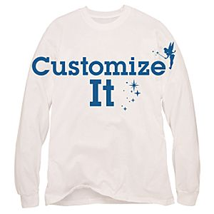 Customized D23 Double-Sided Long Sleeve Tee for Adults