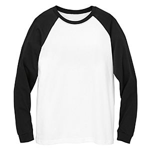 Customized Long Sleeve Raglan Tee for Adults – Double Sided