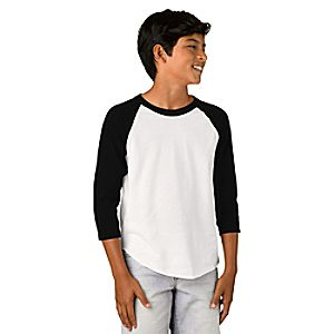 Raglan Sleeve Tee for Boys  - Customizable