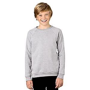 Raglan Sleeve Sweatshirt for Boys - Customizable