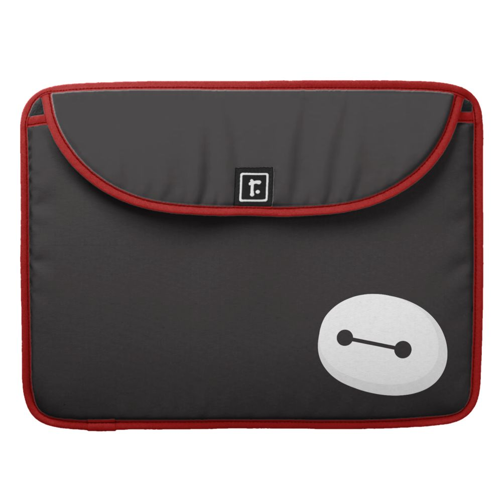 Big Hero 6 Baymax Pattern MacBook Pro Sleeve – Customizable