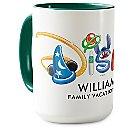 Disney Logo Family Vacation Mug - Customizable