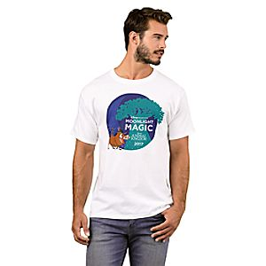 Disney Vacation Club Moonlight Magic at Disney's Animal Kingdom T-Shirt for Men - Customizable - Limited Release