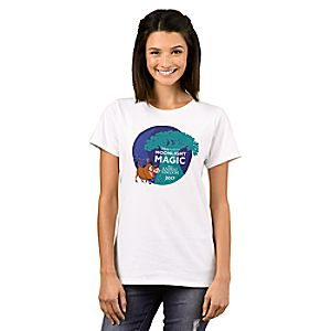 Disney Vacation Club Moonlight Magic at Disney's Animal Kingdom T-Shirt for Women - Customizable - Limited Release