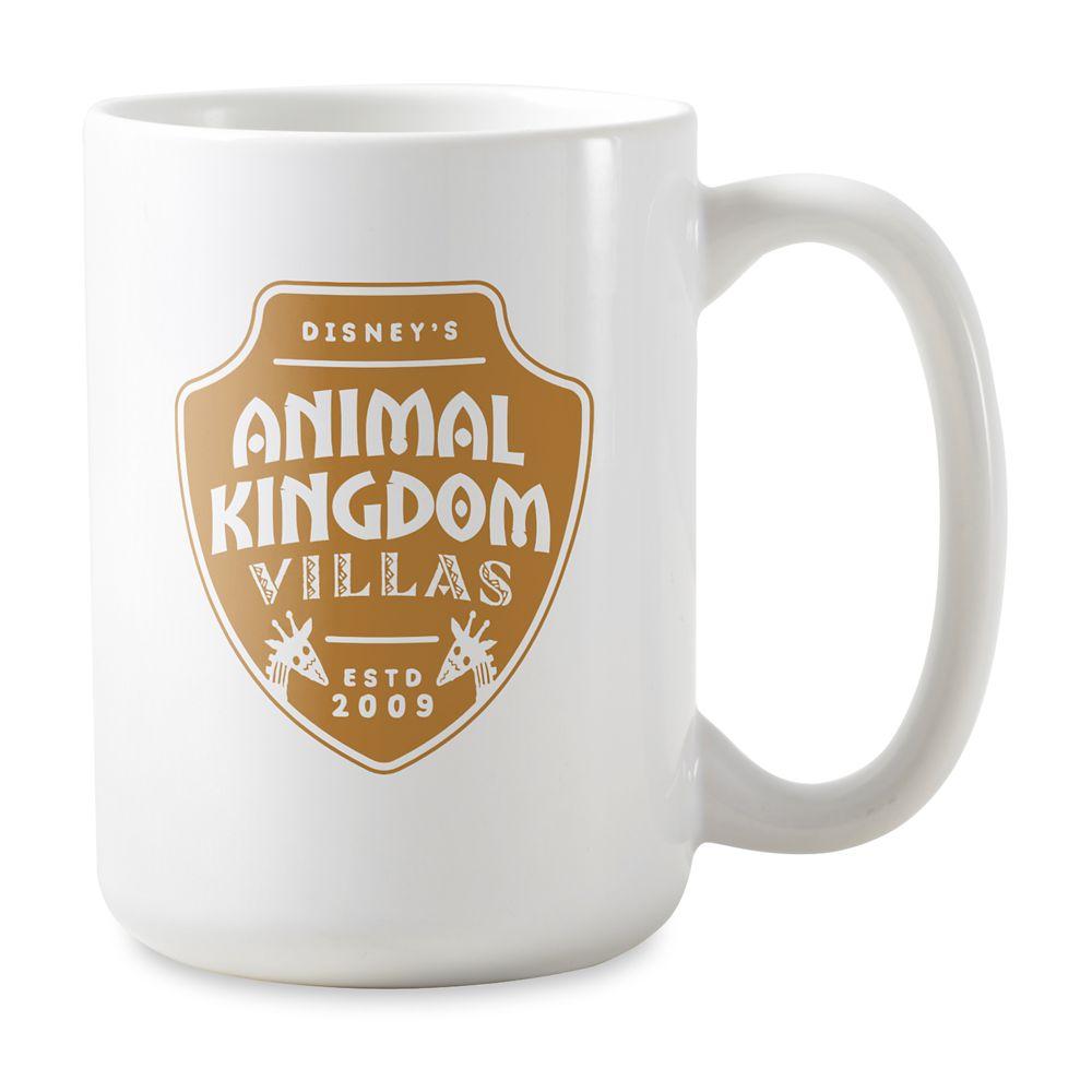 Disney Vacation Club Animal Kingdom Villas Mug  Customizable