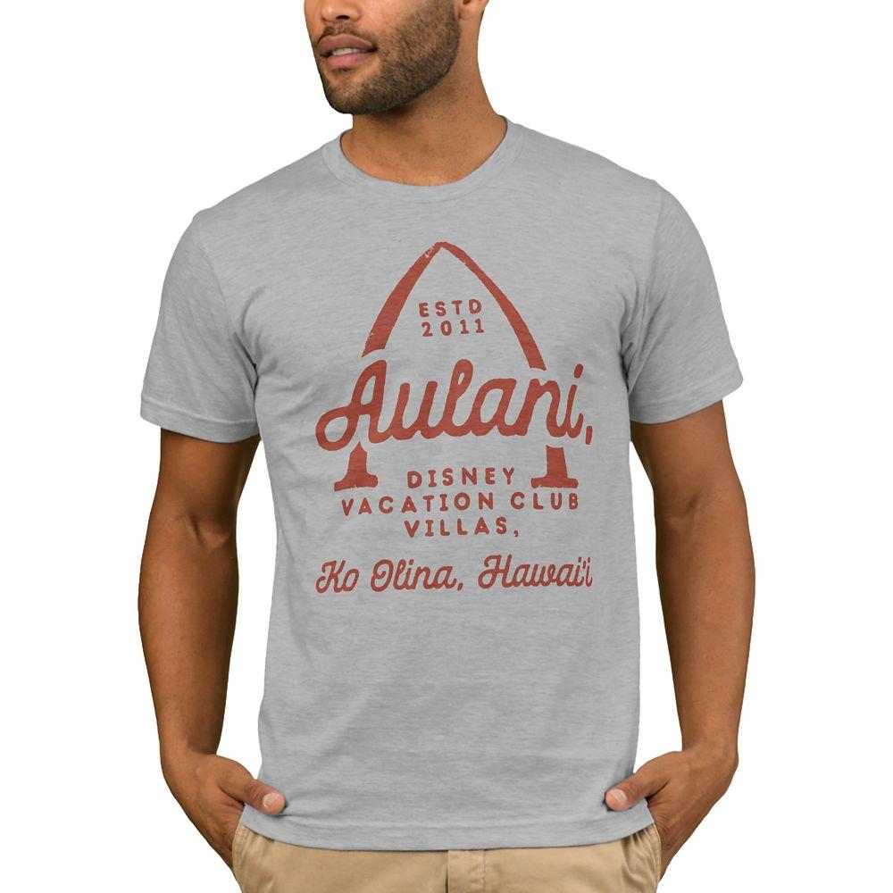 Disney Vacation Club Aulani T-Shirt for Men – Customizable