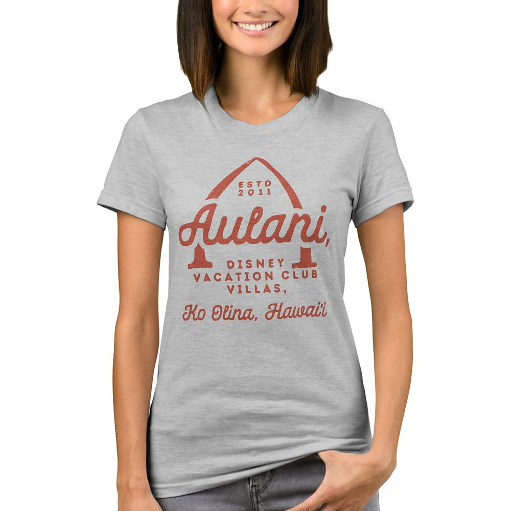 Disney Vacation Club Aulani T-Shirt for Women – Customizable